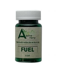 Alpine Hemp CBD Capsules - Fuel Small Product Picture