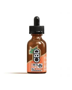 CBDfx Full Spectrum CBD Pet Tincture - Medium Breed Small Product Picture
