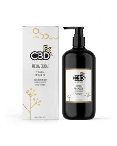 CBDfx Rejuvediol Broad Spectrum CBD Massage Oil Small Product Picture