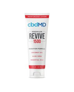 cbdMD Revive Moisturizing Lotion Squeeze - 1500mg