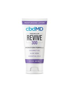 cbdMD Revive Moisturizing Lotion Squeeze - 300mg