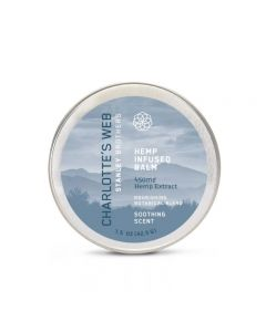 Charlotte's Web Hemp Infused Balm with CBD - Soothing Scent