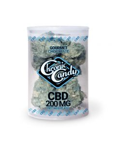 Chronic Candy CBD Buds - 200mg - Blue Dream