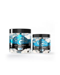 Chronic Candy CBD Gummies - Blue Raspberry Rings
