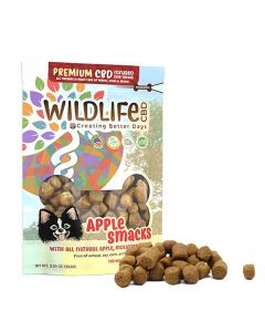 Creating Better Days CBD Dog Treats - Apple Smacks Small Product Picture