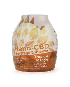 Creating Better Days Nano-CBD Beverage Enhancer - Tropical Mango Small Product Picture