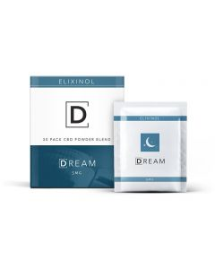 Elixinol Full Spectrum CBD Powder - Dream / Cocoa - 150mg