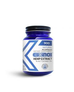 Elixinol Full Spectrum CBD Capsules - 900mg