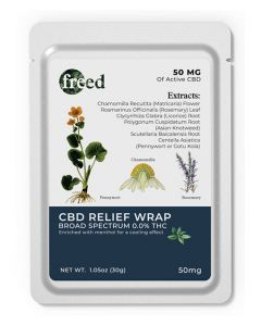 Freed CBD Relief Wrap