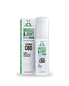 Green Roads Muscle & Joint CBD Cream - Relief - 150mg Thumbnail
