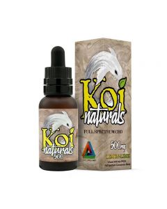 Koi CBD Full Spectrum Koi Naturals CBD Tincture - Lemon Lime Small Product Picture