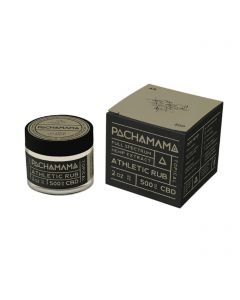 Pachamama Full Spectrum CBD Cream - Athletic Rub Small Product Picture