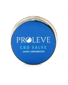 Proleve Full Spectrum CBD Salve - Travel Size Small Product Picture