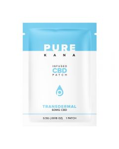 Pure Kana CBD Transdermal Patch