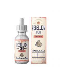 Rebellion CBD Broad Spectrum CBD Tincture - Watermelon Small Product Picture