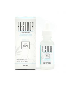 Restoor Skin Essentials Anti-Aging CBD Serum - Hyaluronic Acid Hydration Boost Small Product Picture