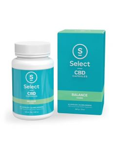 Select CBD CBD Capsules - Balance - 1000mg Small Product Picture