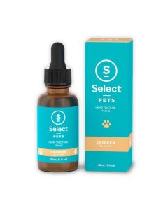 Select CBD CBD Pet Tincture - Chicken - 750mg Small Product Picture