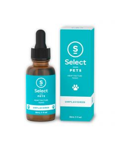 Select CBD CBD Pet Tincture - Unflavored Small Product Picture