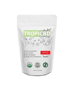 TropiCBD Full Spectrum CBD Dog Treats - Apple Small Product Picture