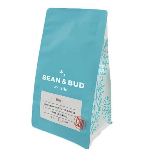 Bean & Bud Full Spectrum CBD Coffee - Bliss - 80mg Small Product Picture