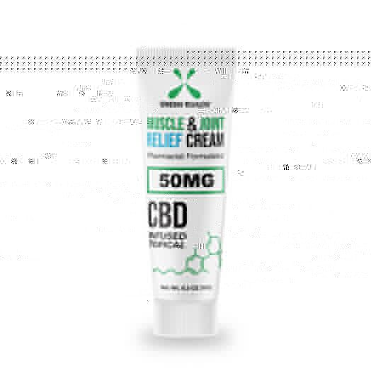Green Roads Muscle & Joint CBD Cream - Relief - 50mg Thumbnail