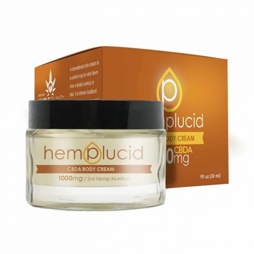 Hemplucid CBD Body Cream Small Product Picture