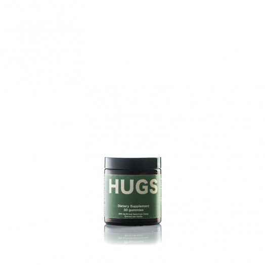 HUGS CBD 300mg Broad Spectrum CBD Gummies Product Picture