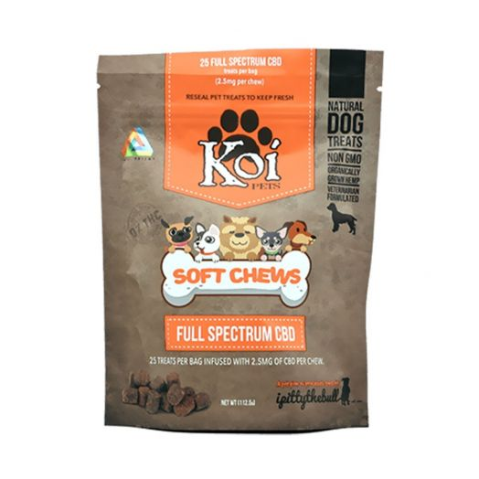 Koi CBD Full Spectrum CBD Dog Treats - Natural Soft Chews Small Product Picture