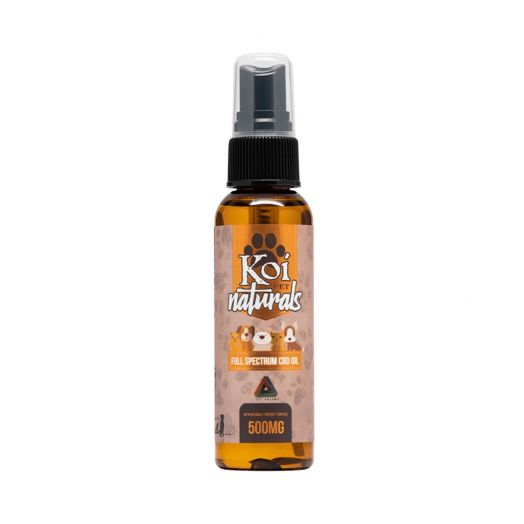 Koi CBD Full Spectrum CBD Pet Tincture Spray - Natural Small Product Picture