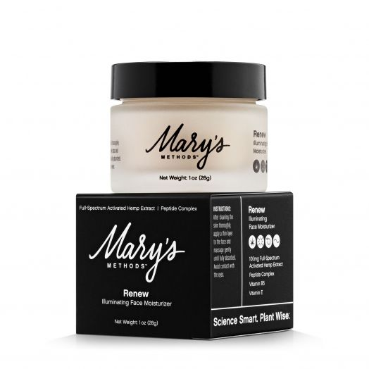 Mary's Methods Renew Illuminating Face Moisturizer