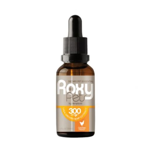 Roxy Pets Full Spectrum CBD Pet Tincture - Chicken Small Product Picture