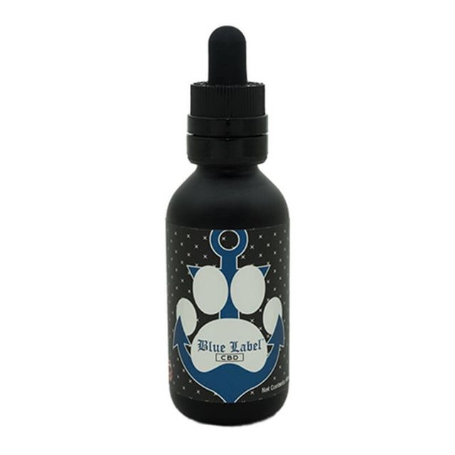Blue Label CBD Pet Tincture - Bacon Small Product Picture