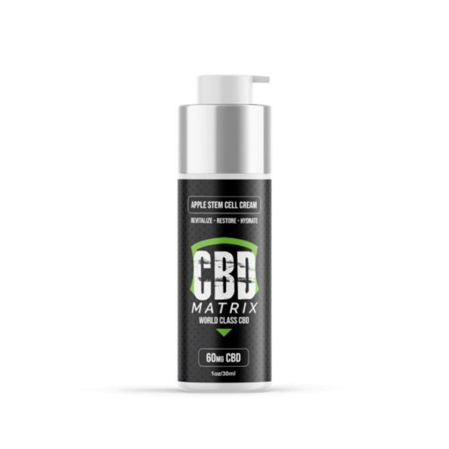CBD Matrix Apple Stem Cell Cream - 60mg
