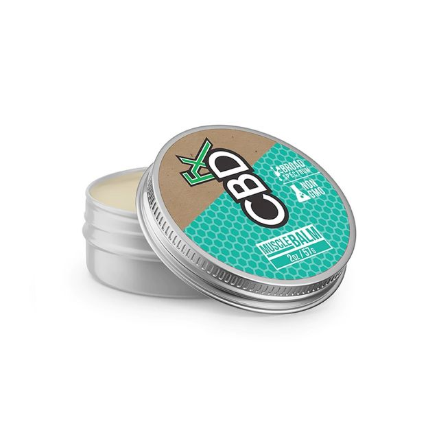 CBDfx CBD Muscle Balm Small Product Picture