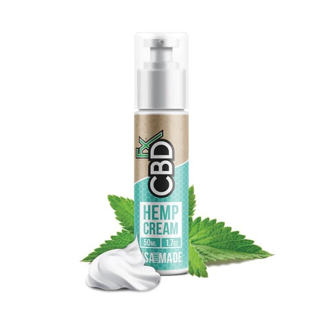 CBDfx Full Spectrum CBD Hemp Cream Small Product Picture