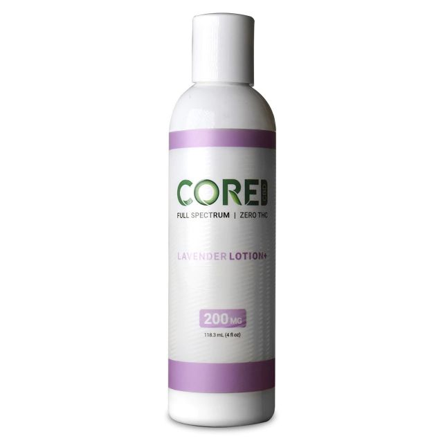 Core CBD Body Lotion - Lavender Small Product Picture