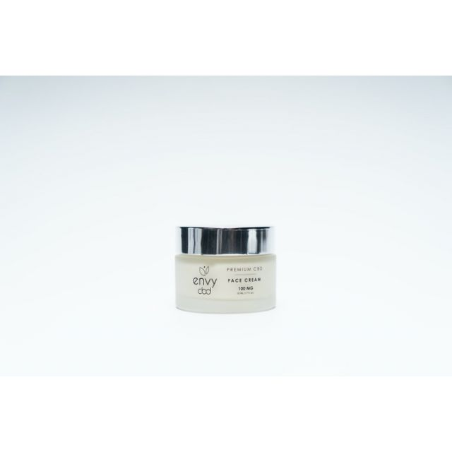 envycbd CBD Face Cream - 100mg - Unscented