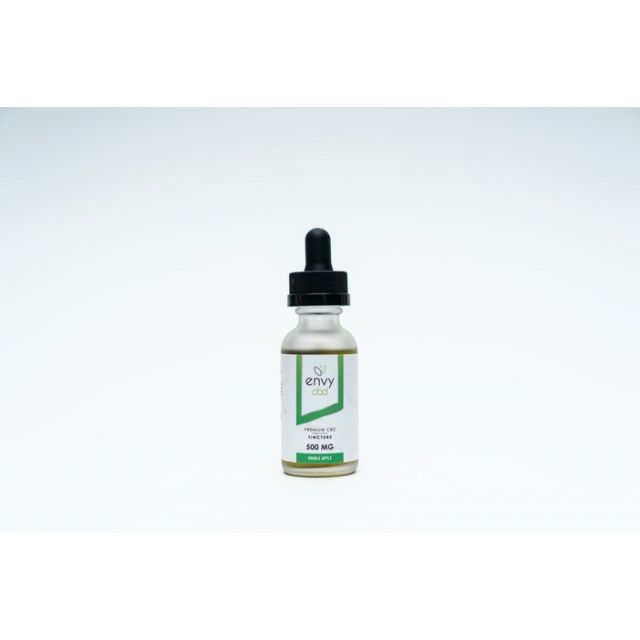 envycbd CBD Tincture - Double Apple