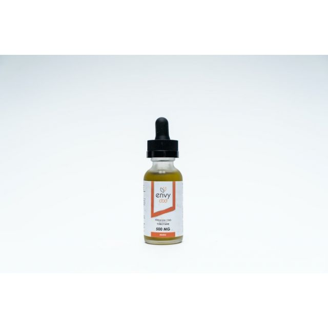 envycbd CBD Tincture - Orange