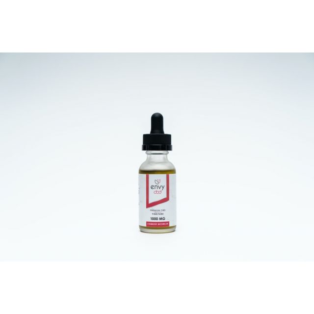 envycbd CBD Tincture - Strawberry Watermelon