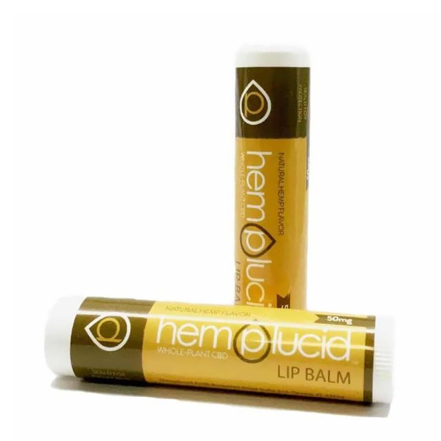 Hemplucid Full Spectrum CBD Lip Balm Thumbnail