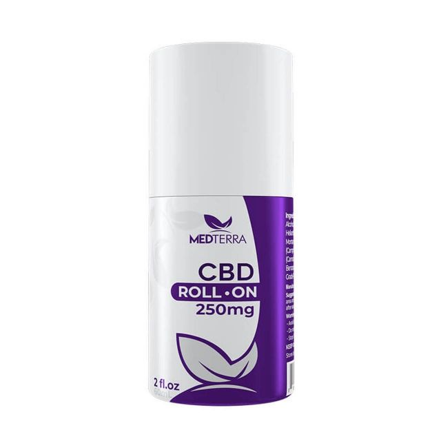 Medterra Rapid Cooling CBD Roll On Thumbnail