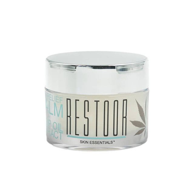 Restoor Skin Essentials CBD Pain Relief Balm Small Product Picture