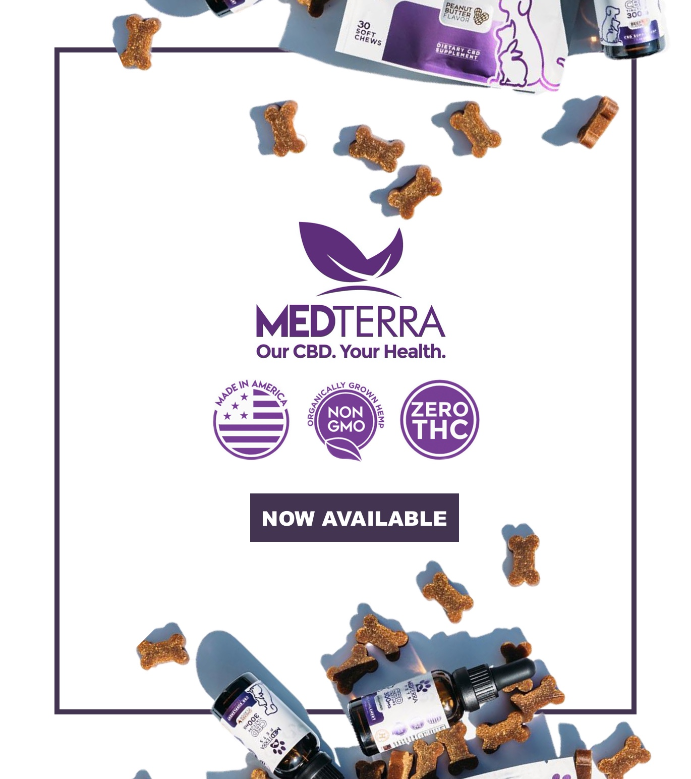 Shop All Medterra CBD Products | CBD Online Store